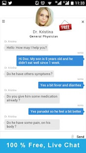 Doctor Gratis, Free Medical Consultation and chat - náhled