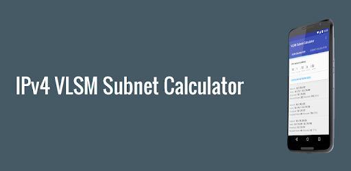VLSM / CIDR Subnet Calculator - Apps on Google Play