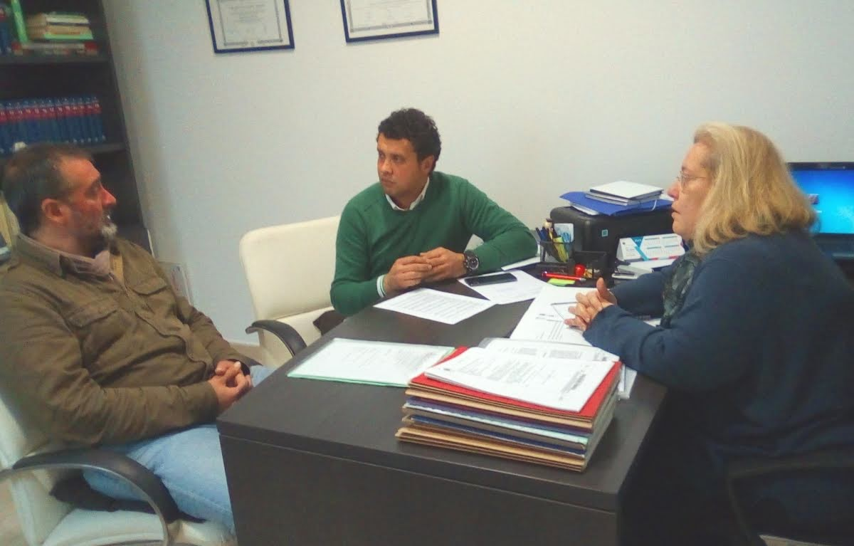 Entre todos Algeciras y Andalucía por Sí inician contactos para las elecciones
