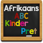 ABC Kinder Pret in Afrikaans