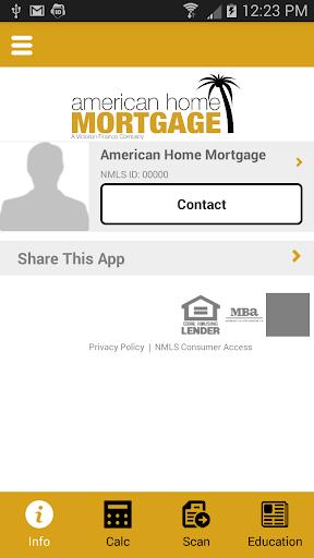 American Home Mortgage