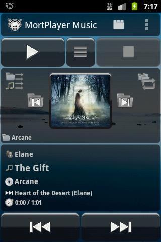 MortPlayer Music (beta) screenshot 7