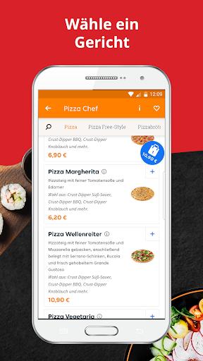 LIEFERHELD | Order Food screenshot 3