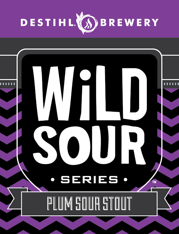 Logo of DESTIHL Wild Sour Series: Plum Sour Stout