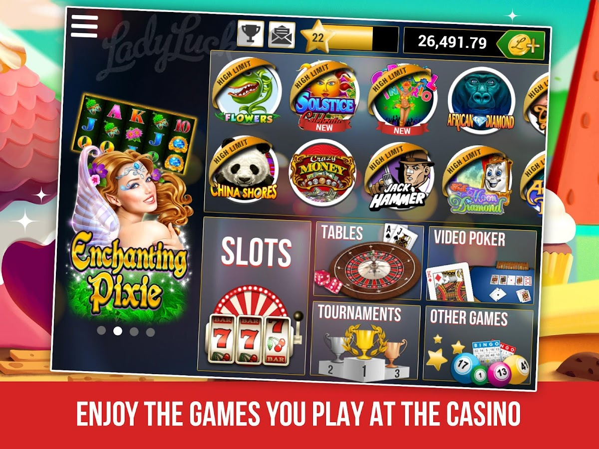 online casino euro lacky lady