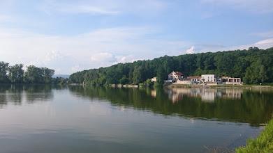 Photo: lake tomasovce