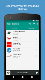 Radio Colombia FM - náhled