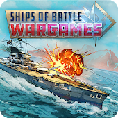 Ships of Battle: Wargames (Unreleased) icon