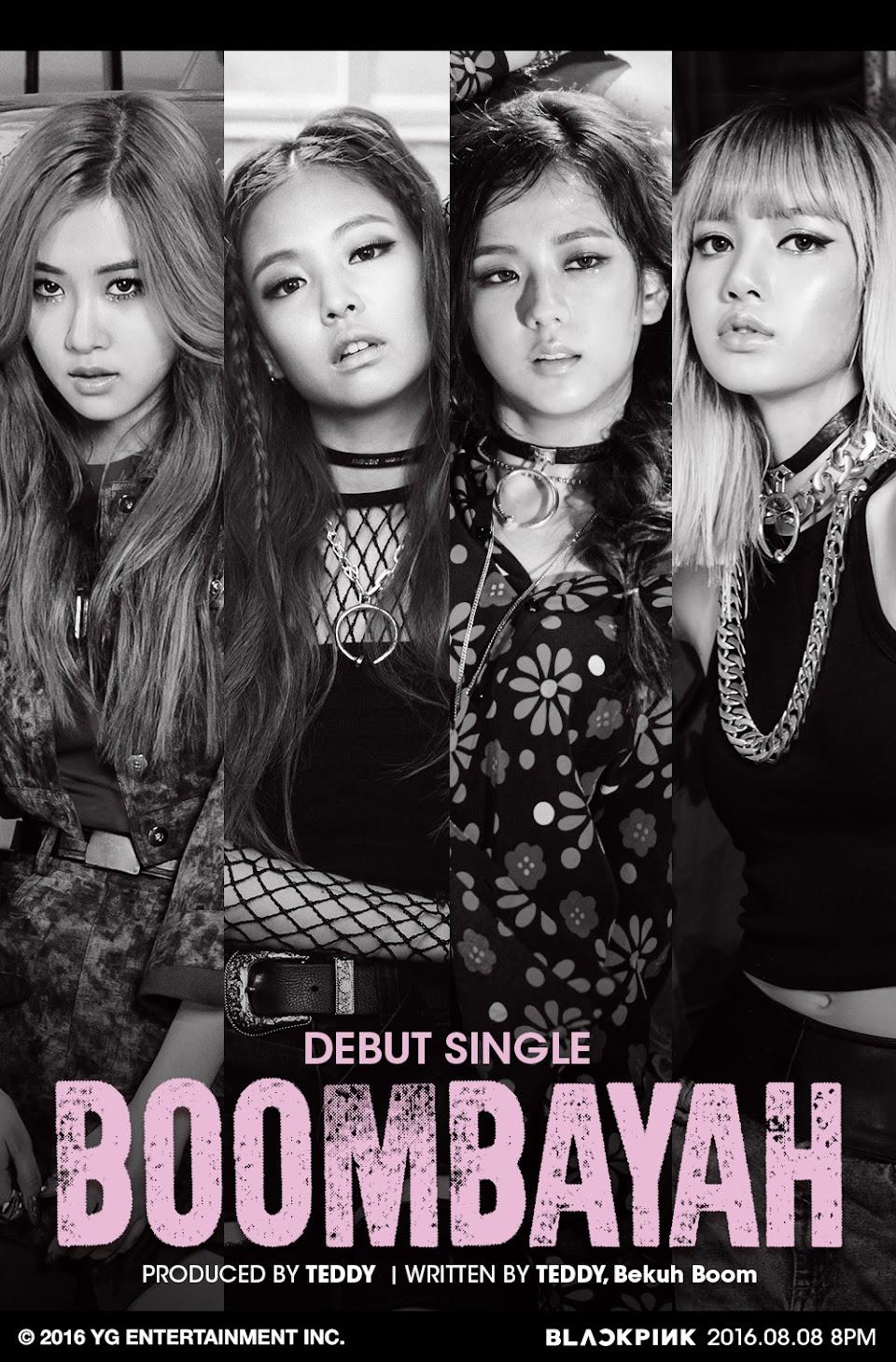 debut single boombayah