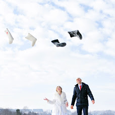 Wedding photographer Anastasiya Batina (nastenzya). Photo of 02.03.2018