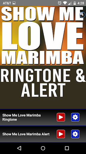 Show Me Love Marimba Ringtone