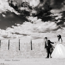 Wedding photographer Eldar Talibov (eldartalibov). Photo of 26.09.2017