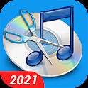 Ringtone Maker - Mp3 Editor & Music Cutter icon