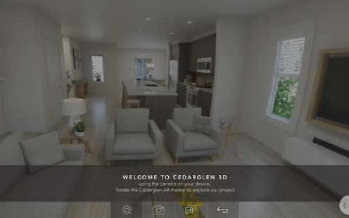 Cedarglen Living AR- screenshot thumbnail