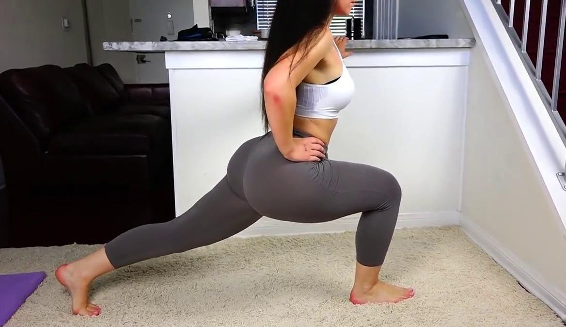 Workout To Make Butt Bigger 54