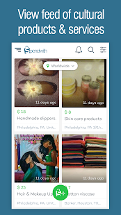 Spendwith - Cultural Shopping App- screenshot thumbnail