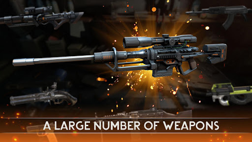 Critical Sniper Shooting- New modern gun fire game Juegos (apk) descarga gratuita para Android/PC/Windows screenshot