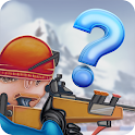 Biathlon Quiz: Trivia question & answer game icon