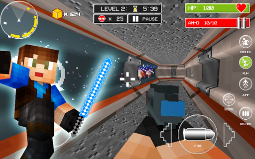 Battle Strike Soldier Survival Screenshot