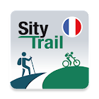 SityTrail Francia - GPS icon
