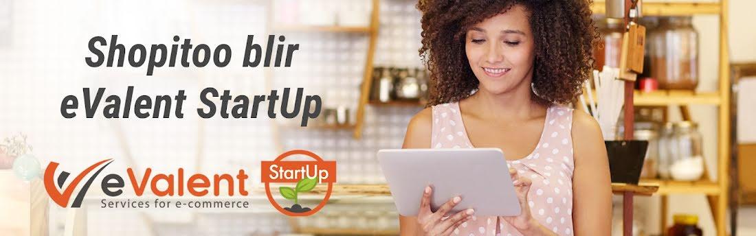 Shopitoo blir eValent StartUp!