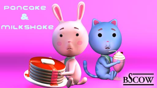 Pancake And Milkshake 1.0 screenshots 8