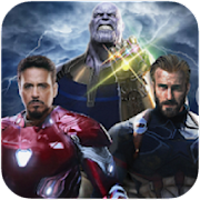 SuperHeroes Infinity War Wallpaper by appandgame mobile icon
