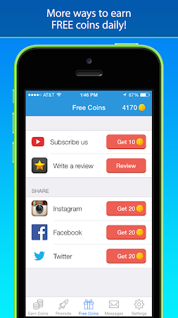 Get Subscribers - for YouTube! 1.0.13 screenshot 272578