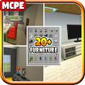 Peepss Furniture Mod MC Pocket Edition icon