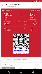 airberlin – find your flights screenshot 2