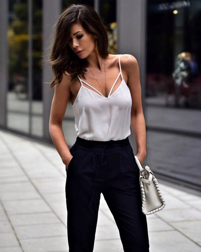 Fashionable tank tops  for the summer
