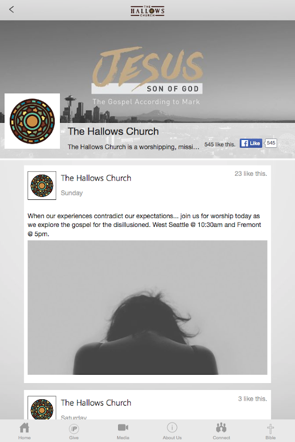 The Hallows Church- screenshot