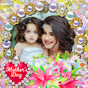 Happy Mother's Day photo frame 2021 icon