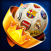 Download Game Kings of Soccer [Mod: a lot of money + experience] APK Mod Free