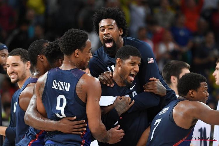 Team USA ziet af met taai Turkije, maar is toch zeker van een plaats in de tweede ronde