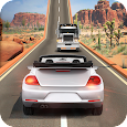 Highway Traffic Drift Cars Racer