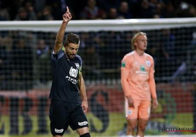 Anderlecht verloor met 2-1 van Eupen