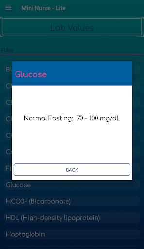 pocket.Nurse - Lite screenshot 3