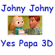 Johny Johny Yes Papa Nursery Rhyme offline Video para PC Windows