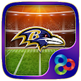 Baltimore Ravens GO Launcher Theme