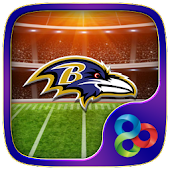 Baltimore Ravens GO Launcher Theme
