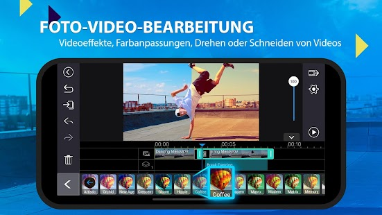 PowerDirector - Videobearbeitung & Video schneiden Screenshot