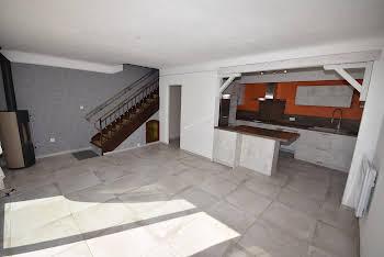 Maison 4 pièces 73,61 m2
