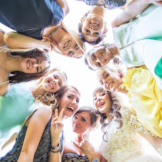 Wedding photographer Yuliya Rote (RoteJ). Photo of 04.09.2017