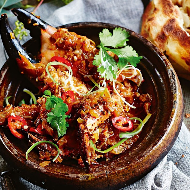 Jamie Oliver's chilli crab is your Friday night sorted