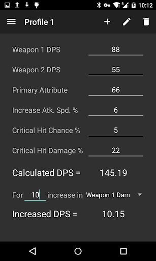 DPS Calculator for Diablo 3