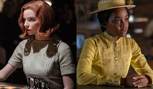 Emmy Experts Typing: 'The Queen's Gambit' is still on track to win