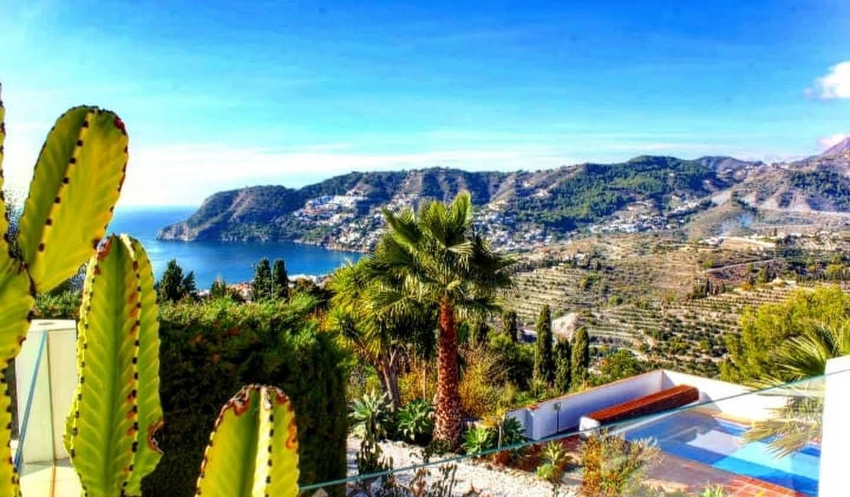 Villa avec piscine et jardin La Herradura