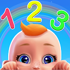 Kids Maths: Learn Add,Subtract,Count & Compare icon