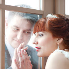 Wedding photographer Irina Shidlovskaya (ty-odin). Photo of 25.03.2015